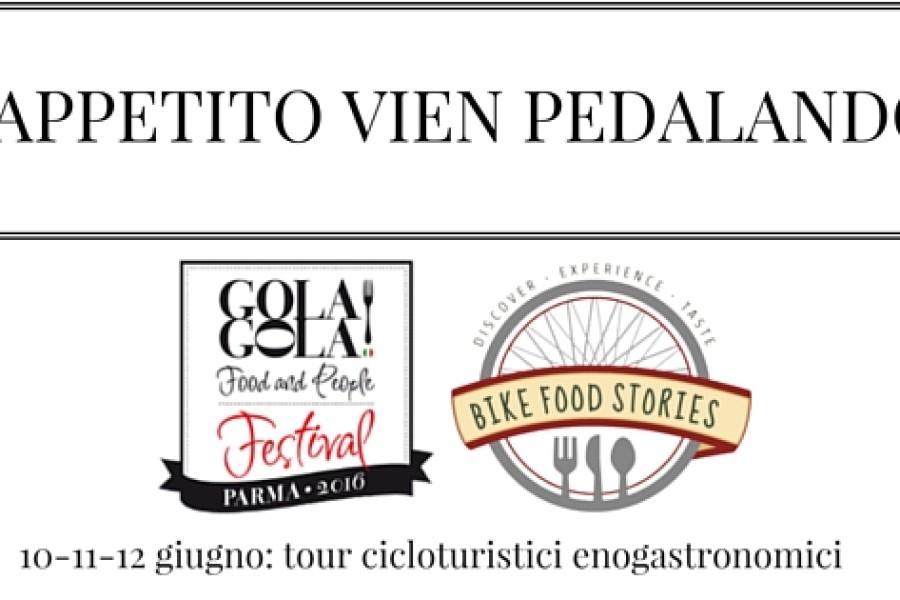 Bike tour enogastronomici durante il Gola Gola Festival