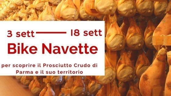 In bici per scoprire il Prosciutto di Parma dal 3 al 18 settembre