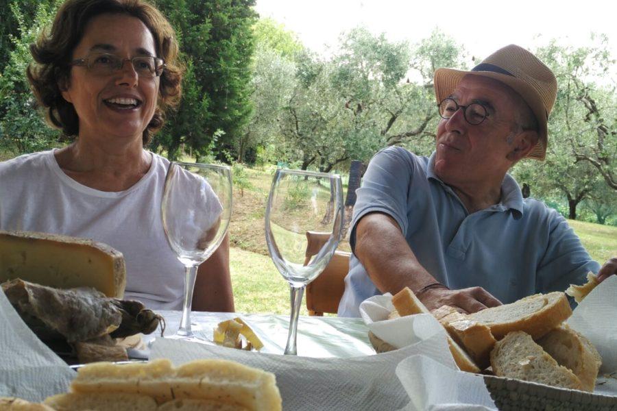 Giorno 4: Riccione (Rn) – Morro d'Alba (An)