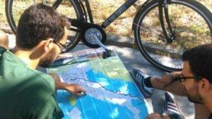 bike food story parma leuca bicicletta viaggio enogastronomia