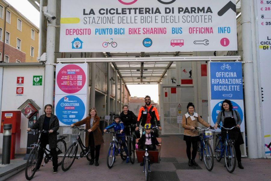 Chi decide di pedalare con Bike Food Stories?