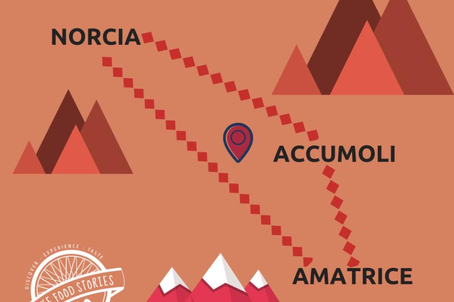 Tour enogastronomico ad Amatrice