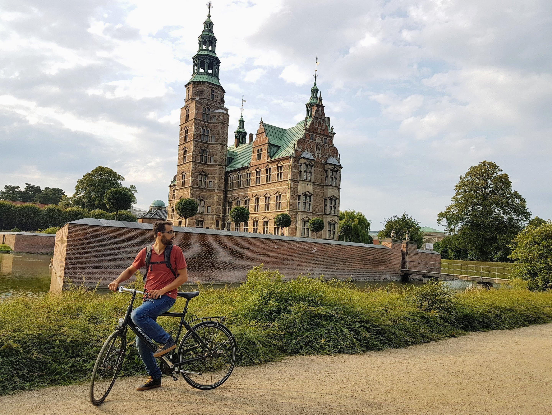 Copenaghen in bicicletta: è vero amore!
