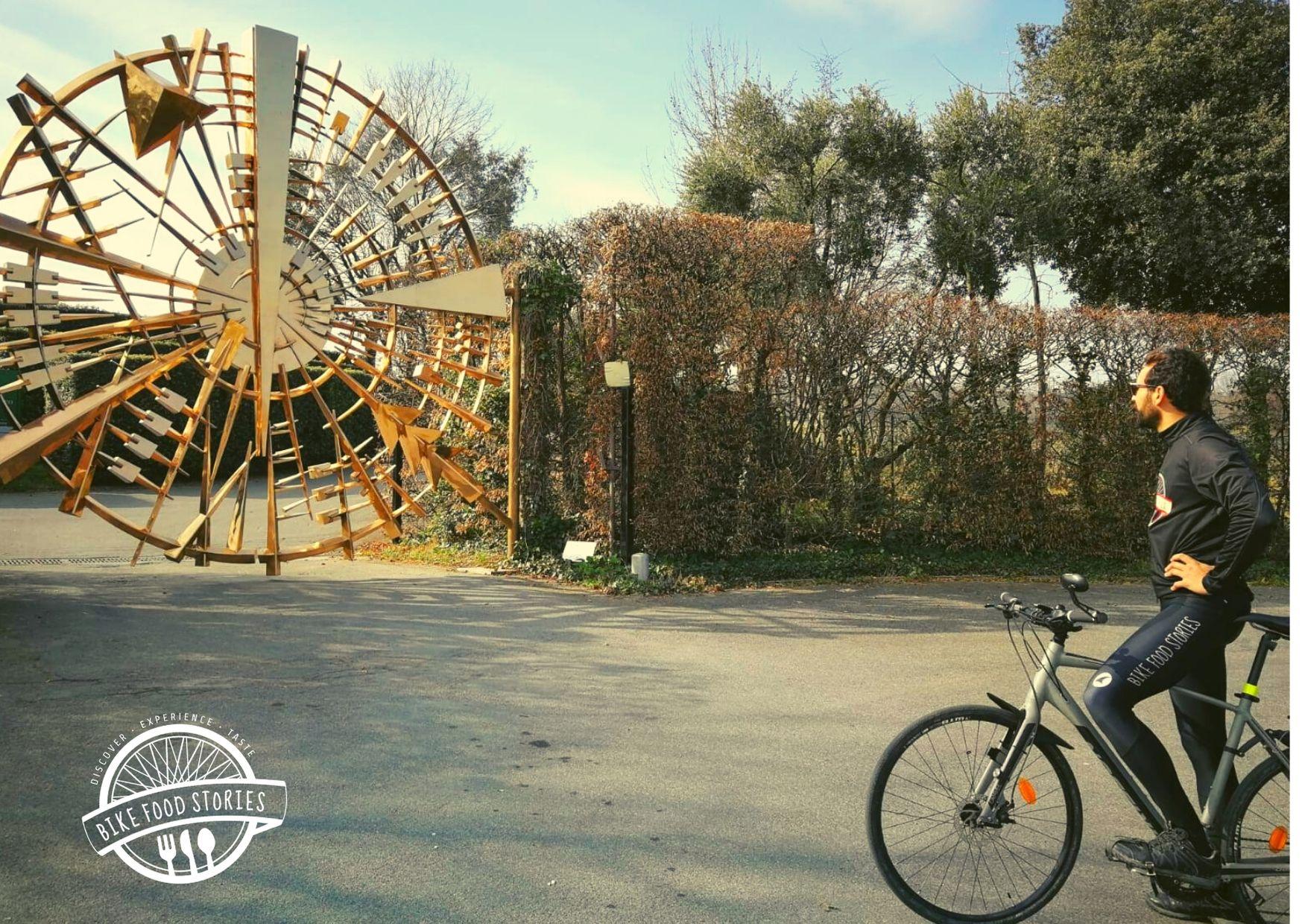 Tour in bici delle cantine della Franciacorta