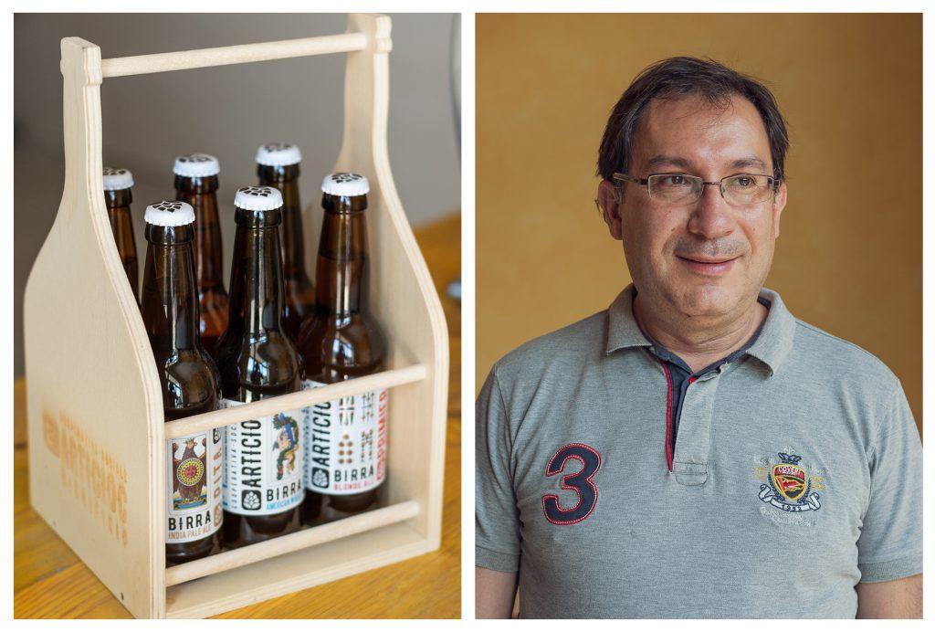 Dittico Luca e birre