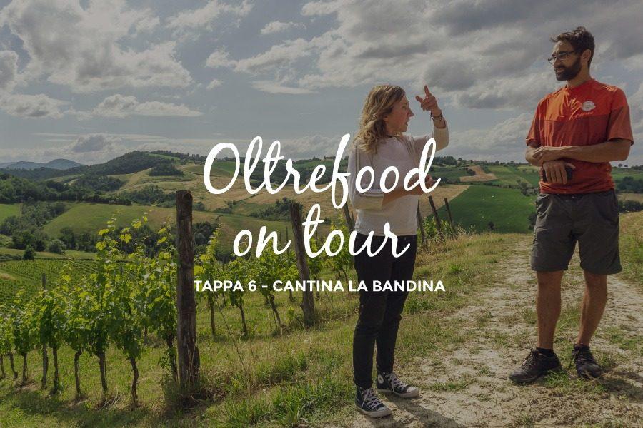 6° tappa: la cantina La Bandina a Torrechiara.